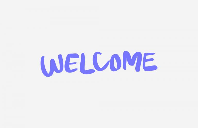 1. Bienvenida