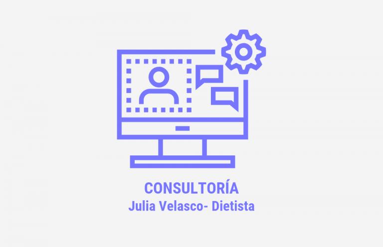 111. Consultoría para Julia Velasco