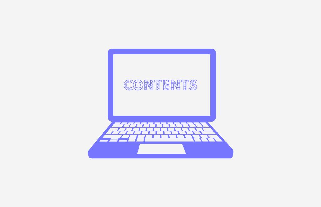 17. Estructura web: El contenido sigue siendo el rey