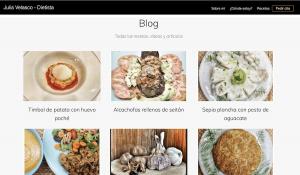 Blog de Julia Velasco