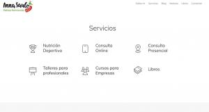 servicios de Anna Sauló